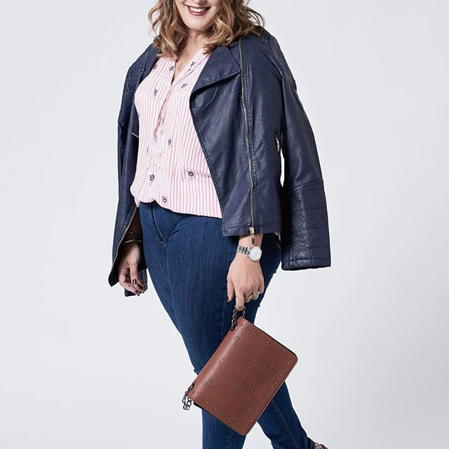 43 amazing plus size fall outfits from instagram 42 - 43 amazing plus size fall outfits from Instagram