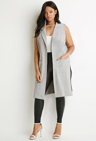 5 types of vests that flatter your silhouette - 5 types of vests that flatter your silhouette