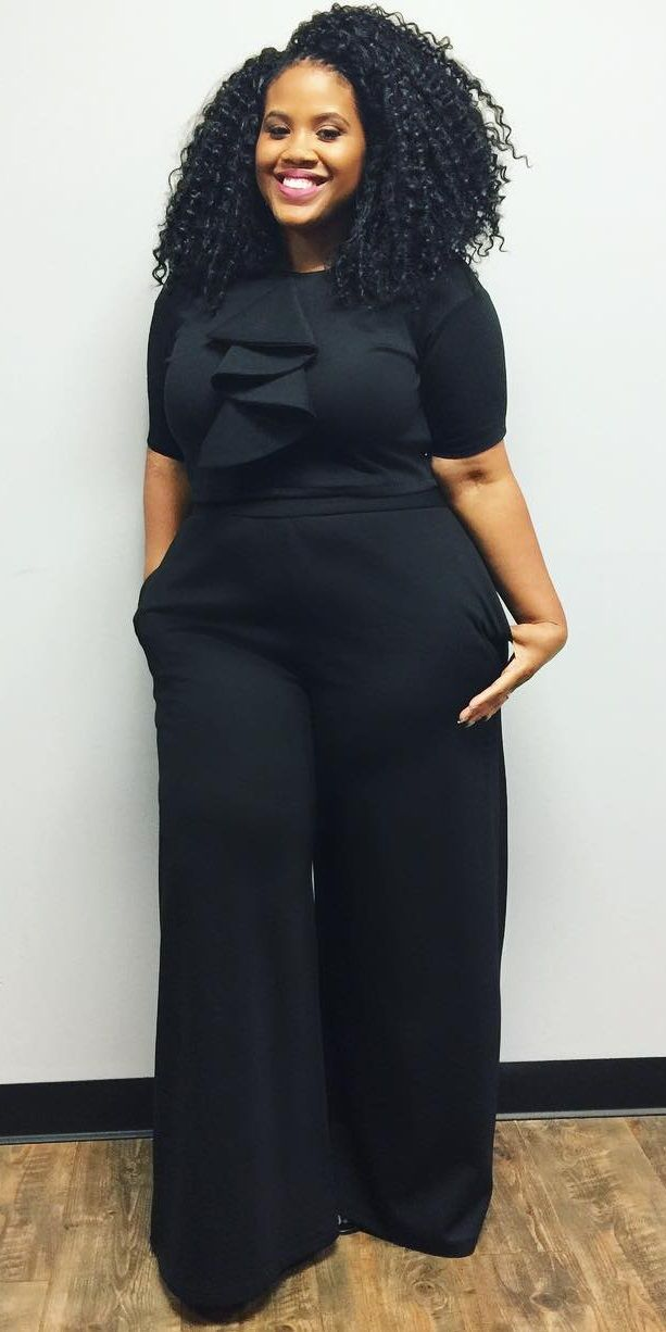 Plus Size Fall Fashion For Work : 16 Stylish Outfit To