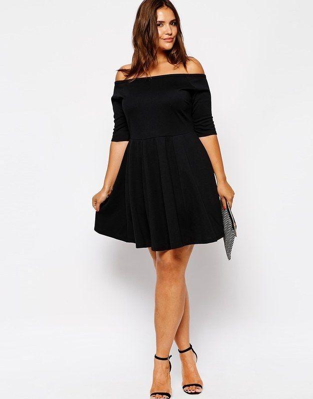 Black Plus Size Dresses Page 3 Of 5 Curvyoutfits
