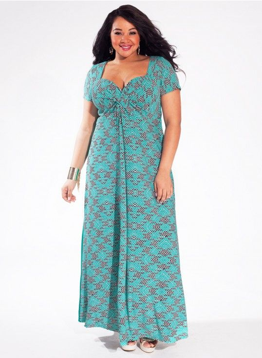 Cheap Plus Size Maxi Dresses 5 best outfits - Page 3 of 4 ...