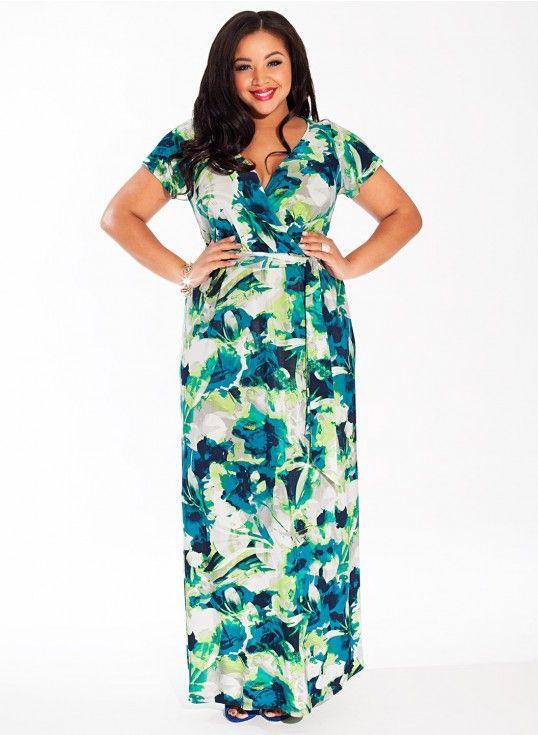 cheap plus size maxi dresses4 - Cheap Plus Size Maxi Dresses 5 best outfits