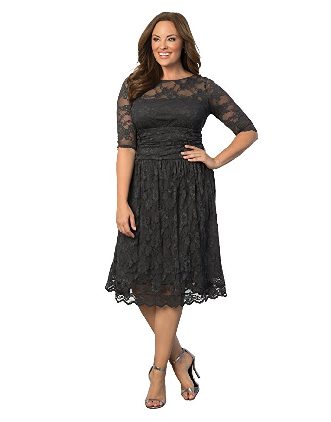 formal plus size dresses 1 - 5 Formal Plus Size Dresses for an amazing appearance