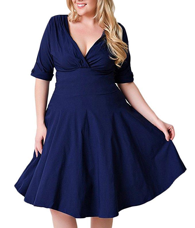 formal plus size dresses 2 - formal-plus-size-dresses-2