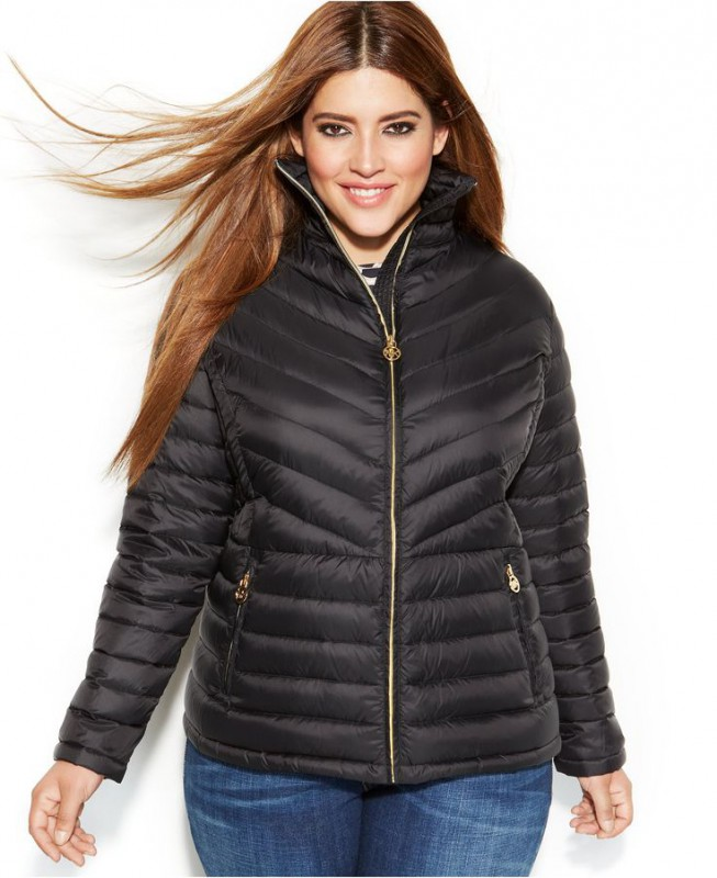 plus size coats4 - 5 beautiful Plus Size Down Coats to wear