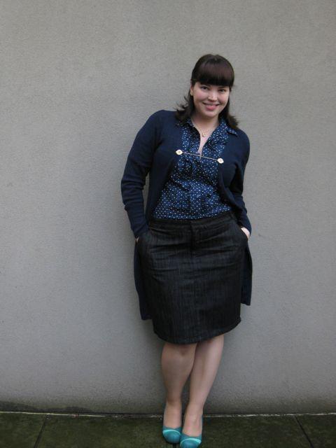 plus size jean skirts2 - plus-size-jean-skirts2