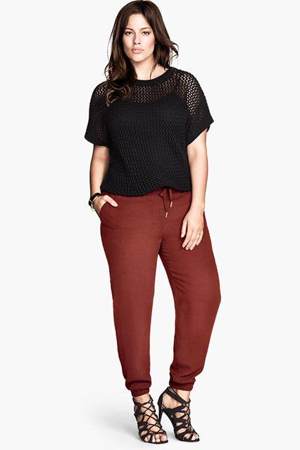 plus size linen pants3 - plus-size-linen-pants3