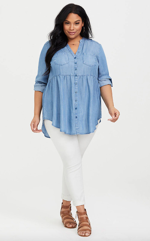 Plus Size Maternity Clothing That You Will Need And Where To Buy Them Curvyoutfits Com