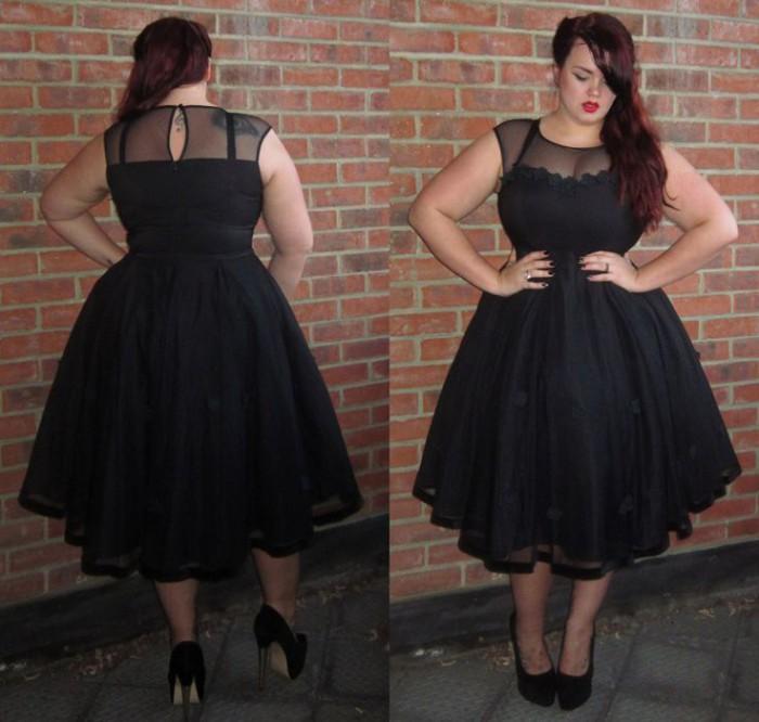 Plus Size Petite Dresses Curvyoutfits