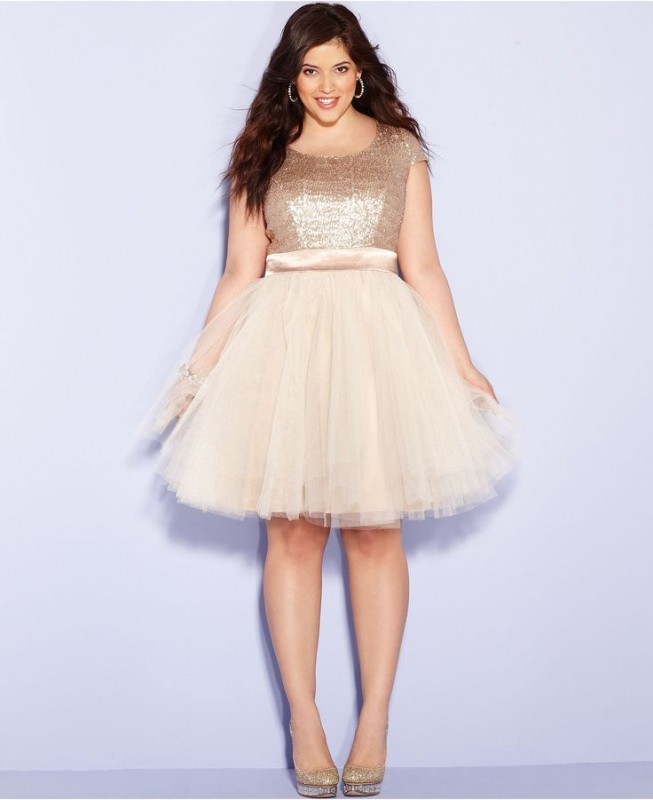 Plus Size Prom Dresses Curvyoutfits