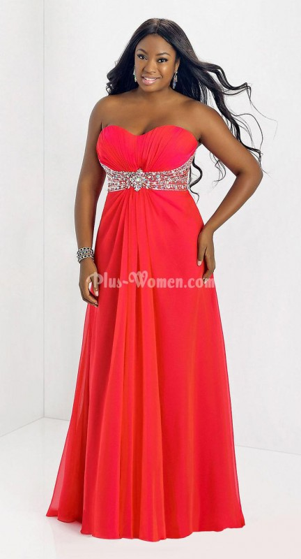 plus size prom dresses3 - plus-size-prom-dresses3