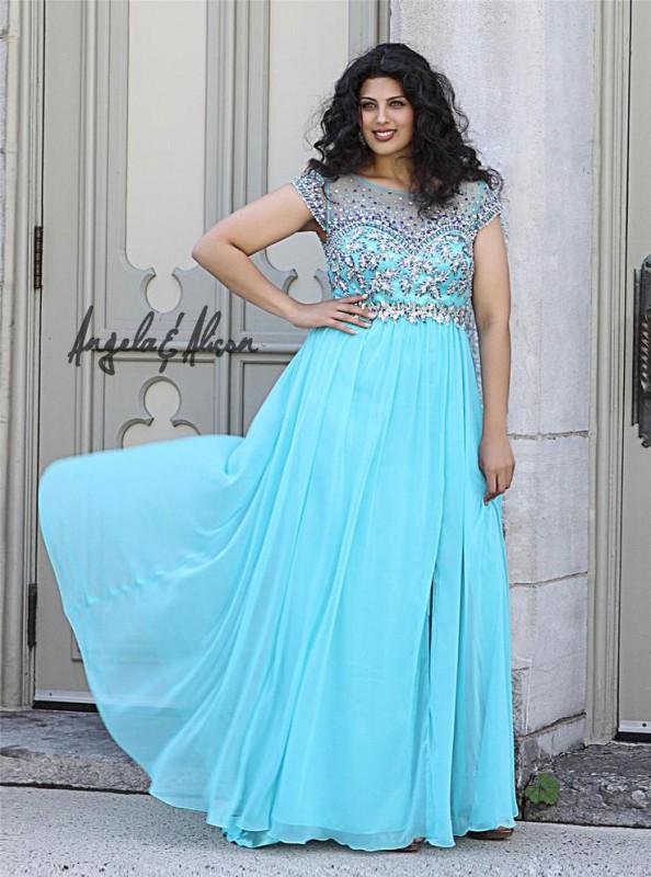 plus size prom dresses4 - plus-size-prom-dresses4