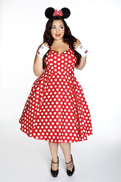 plus-size-sexy-halloween-costumes  sc 1 st  curvyoutfits.com : witch costumes for plus size  - Germanpascual.Com