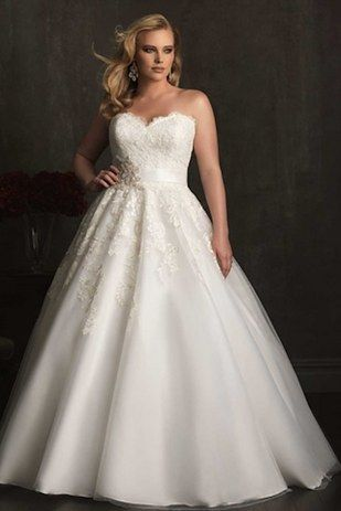 plus size wedding dresses1 - plus-size-wedding-dresses1