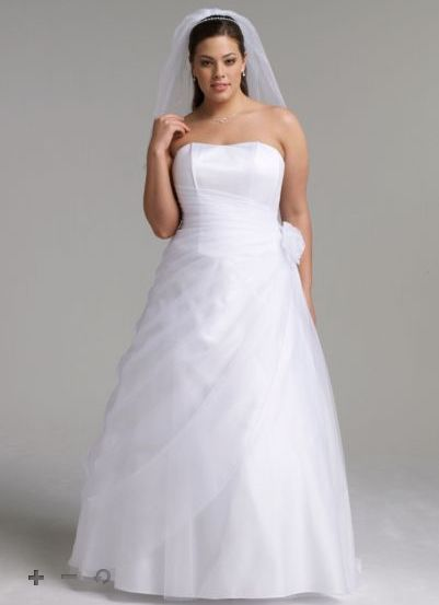 plus size wedding gowns1 - plus-size-wedding-gowns1