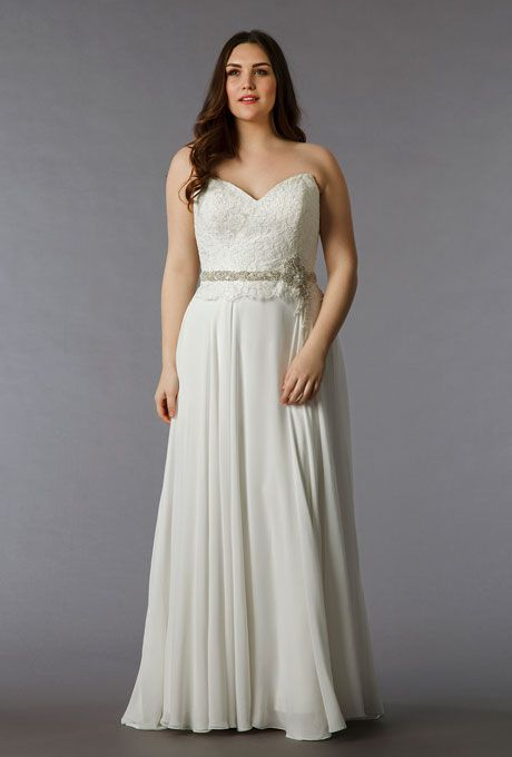 Plus Size Wedding Gowns Page 4 Of 5 Curvyoutfits