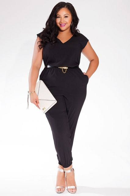 black plus size outfits 5 best1 - black-plus-size-outfits-5-best1