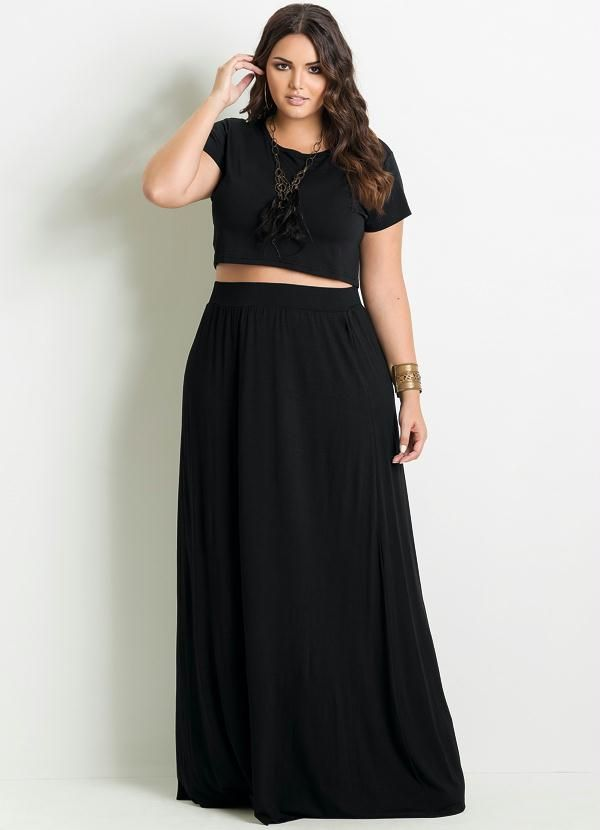 black plus size outfits 5 best2 - black-plus-size-outfits-5-best2