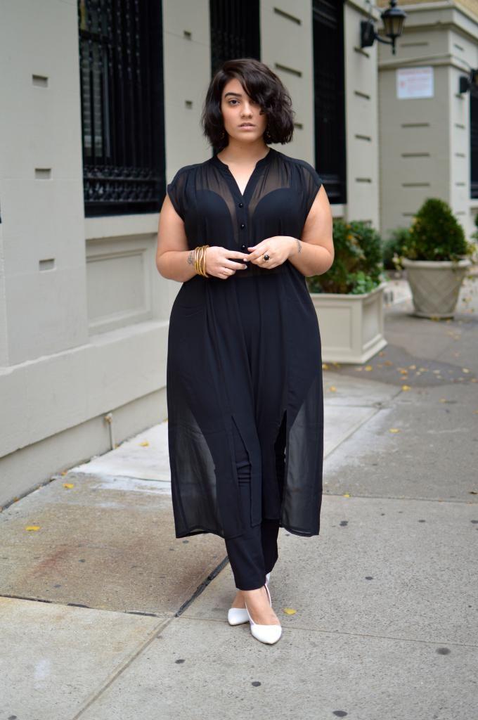 black plus size outfits 5 best3 - black-plus-size-outfits-5-best3