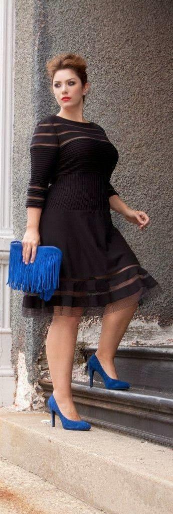 black plus size outfits 5 best4 - black-plus-size-outfits-5-best4
