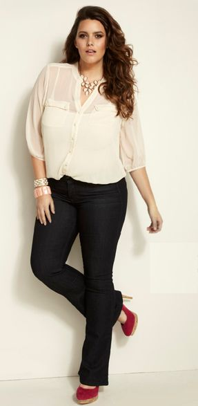 business plus size outfits 5 best outfits2 - business-plus-size-outfits-5-best-outfits2