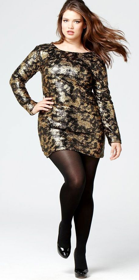 Cheap Plus Size Club Dresses 5 Best Outfits Page 3 Of 5