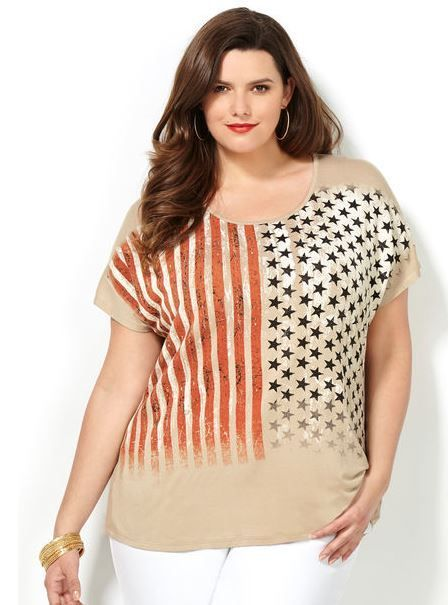 cheap plus size outfits 5 top2 - cheap-plus-size-outfits-5-top2