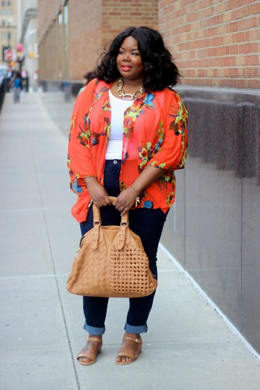 60f7eed3808 Cute Plus Size Clothes 5 best outfits - curvyoutfits.com