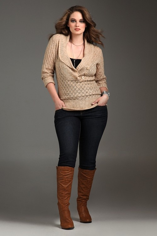 Flattering Plus Size Outfits 5 Top Page 5 Of 5 Curvyoutfits