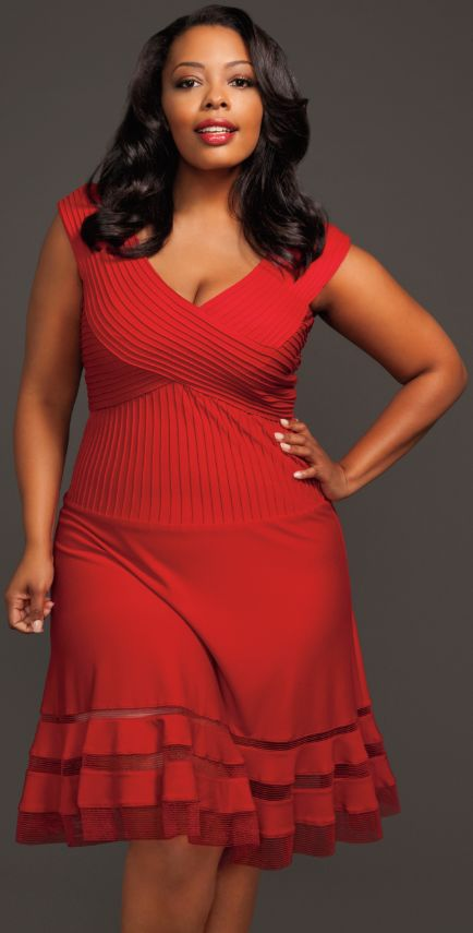 Flattering plus size outfits 5 top - Page 5 of 5 - curvyoutfits.com