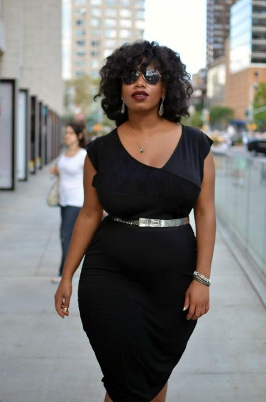 little black dress plus size 5 best outfits2 - little-black-dress-plus-size-5-best-outfits2