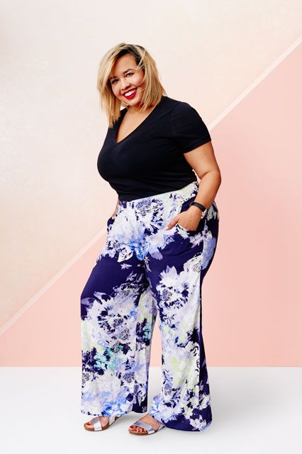 Palazzo Pants plus size 5 best outfits , Page 3 of 5