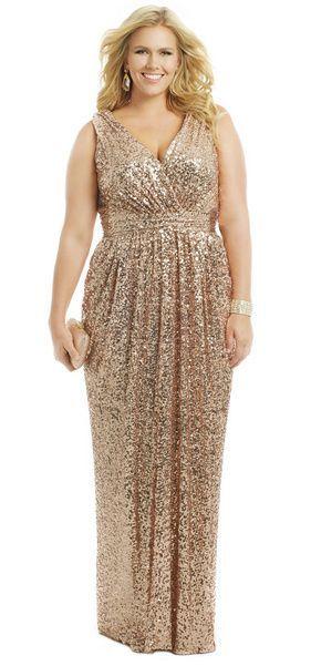 Plus Size Bridesmaid Dresses 5 best outfits - curvyoutfits.com