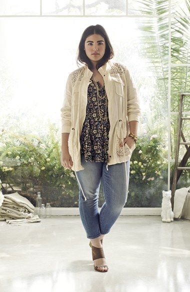 plus size jeans 5 best outfits2 - plus-size-jeans-5-best-outfits2