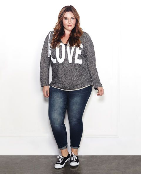 plus size jeans 5 best outfits4 - plus-size-jeans-5-best-outfits4
