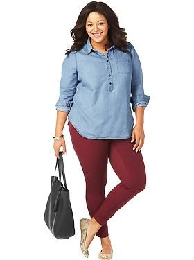 Plus size junior fashions 76