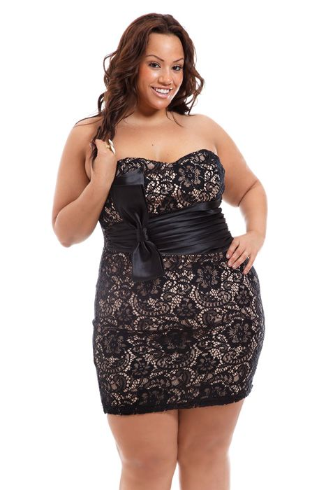 Plus Size Lace Dress 5 Best Outfits Page 3 Of 5