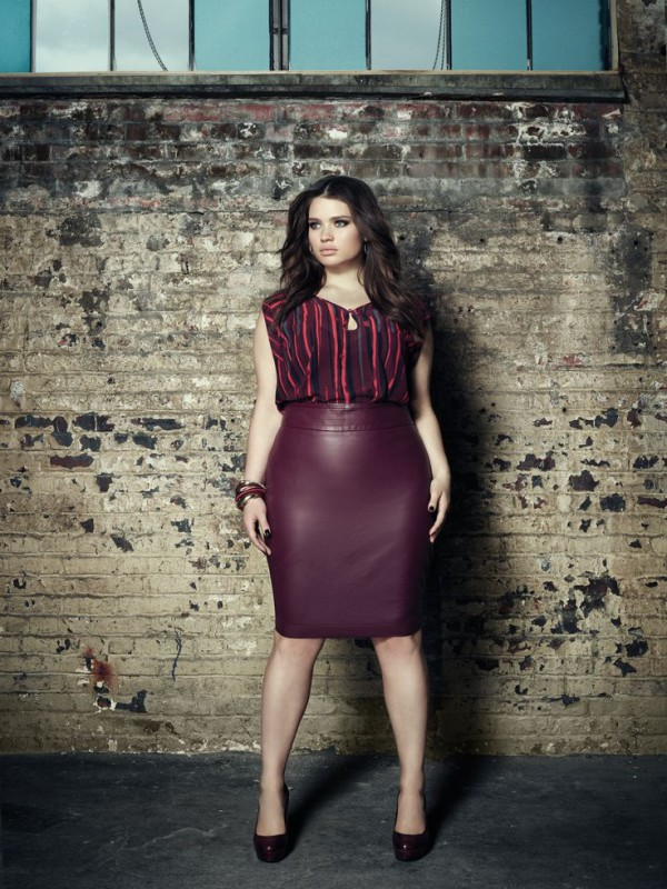 plus size leather skirt 5 best outfits4 - plus-size-leather-skirt-5-best-outfits4