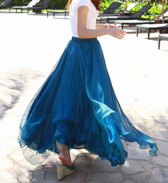 plus size long skirts 5 best outfits1 - plus-size-long-skirts-5-best-outfits1