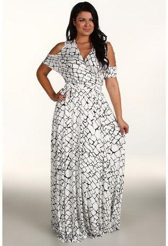 5a71c1b5a Plus Size Maxi Dresses best outfits - Page 3 of 5 - curvyoutfits.com