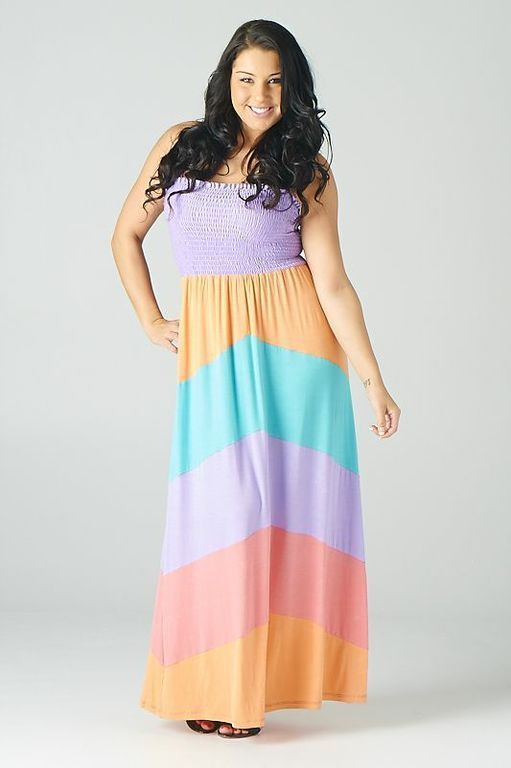 04a82a3b5 Plus size maxi dresses 5 best outfits - Page 4 of 5 - curvyoutfits.com