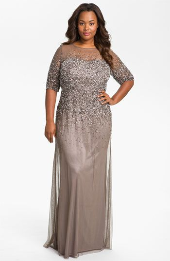 plus size mother of the bride gowns 5 best outfits2 - plus-size-mother-of-the-bride-gowns-5-best-outfits2