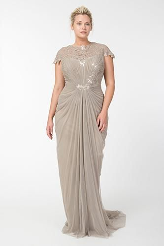 Plus Size Mother Of The Bride Gowns 5 best outfits - Page 3 of 5 ...