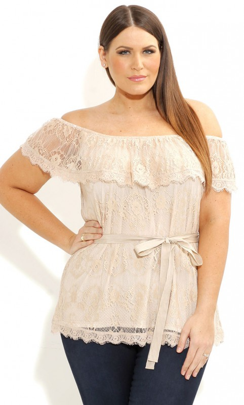 plus size one shoulder tops 5 best outfits2 - plus-size-one-shoulder-tops-5-best-outfits2