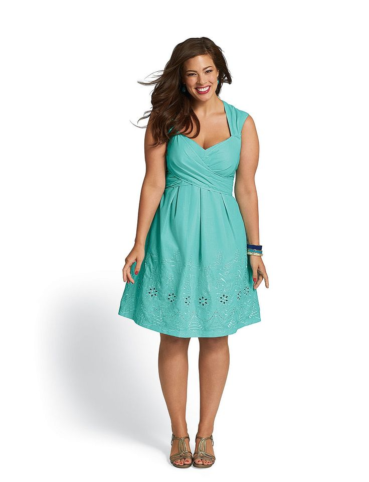 Plus Size Outfits For Easter 5 best - curvyoutfits.com