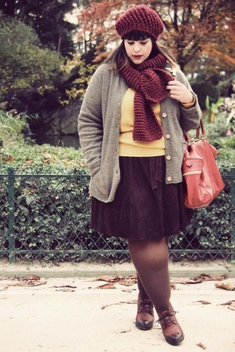 plus size outfits for fall 5 best2 - plus-size-outfits-for-fall-5-best2
