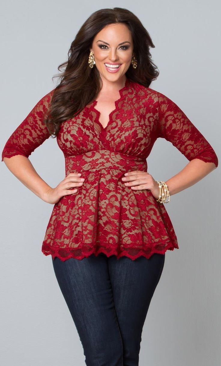 plus size outfits for women 5 top2 - plus-size-outfits-for-women-5-top2