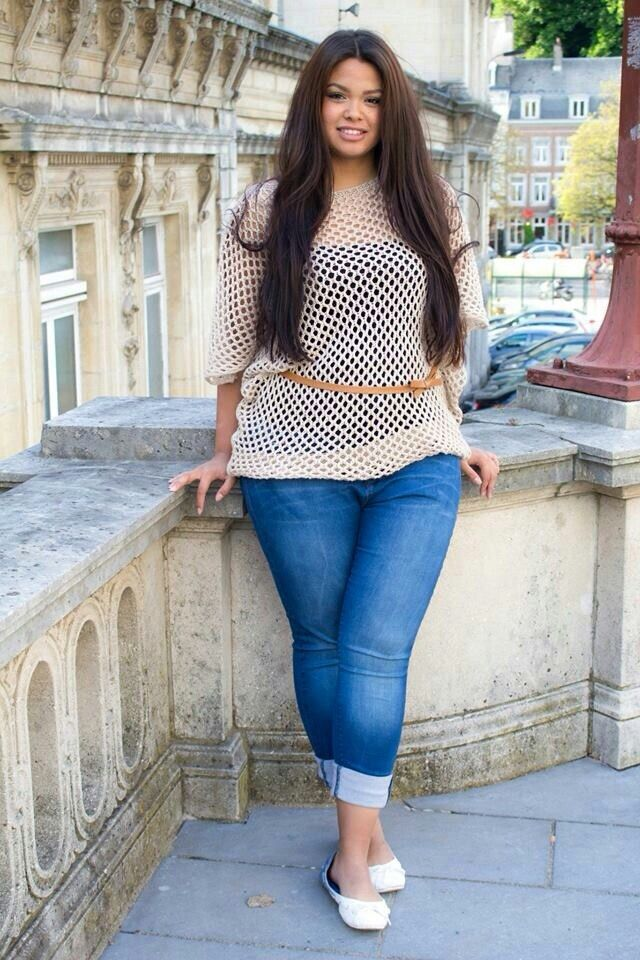 Plus Size Outfits With Flats 5 Best Curvyoutfits
