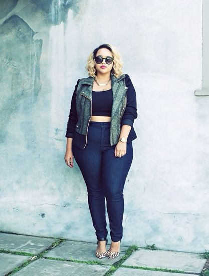plus size outfits with jeans 5 best1 - plus-size-outfits-with-jeans-5-best1