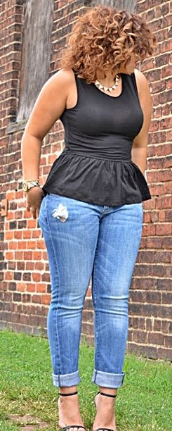 plus size outfits with jeans 5 best2 - plus-size-outfits-with-jeans-5-best2